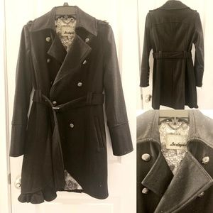 Guess Womens Pea Coat